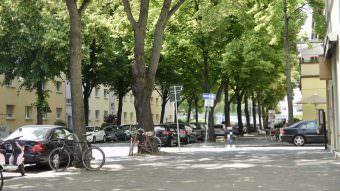 Die Zeppelinstraße (Archivbild 2016) | Foto: M. Schülke