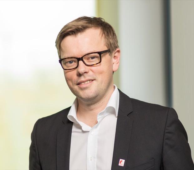Christian Franke (Bereichsleiter Strategie, Kommunikation und Einnahmenmanagement) | Foto: GBG