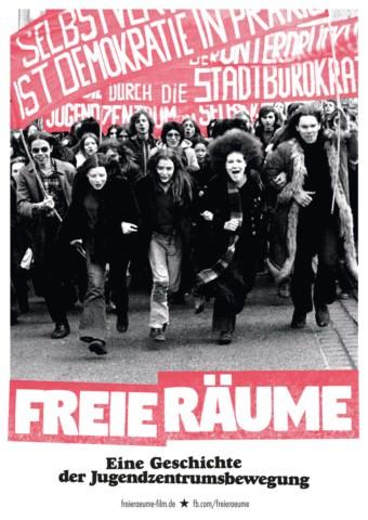Filmposter Freie Räume