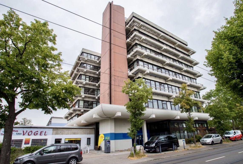 Die ehemalige GBG-Zentrale | Foto: CKI
