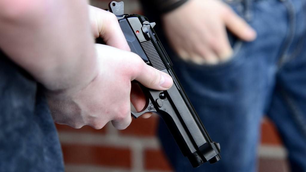 Symbolbild Pistole | Foto: Jabbacake (via pixabay)