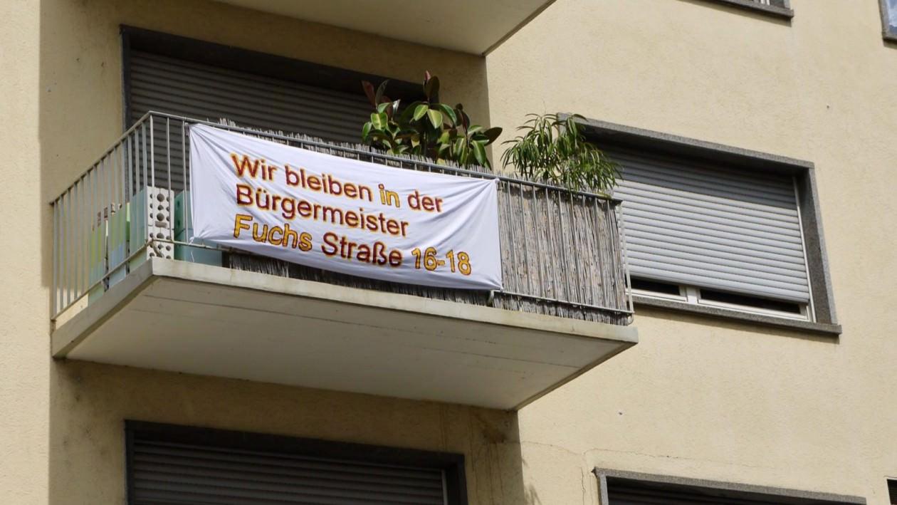 Nicht jeder ist glücklich, den Partner der Stadt als neuen Vermieter zu haben   Foto: M. Schülke