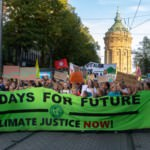 """Bislang größte """"Fridays for Future""""-Demo in Mannheim"""