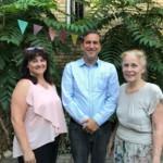 CDU stellt neue Bezirksbeiräte vor