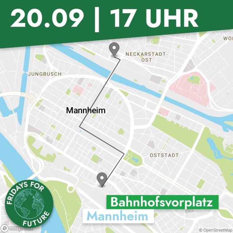 Quelle: Fridays for Future Mannheim