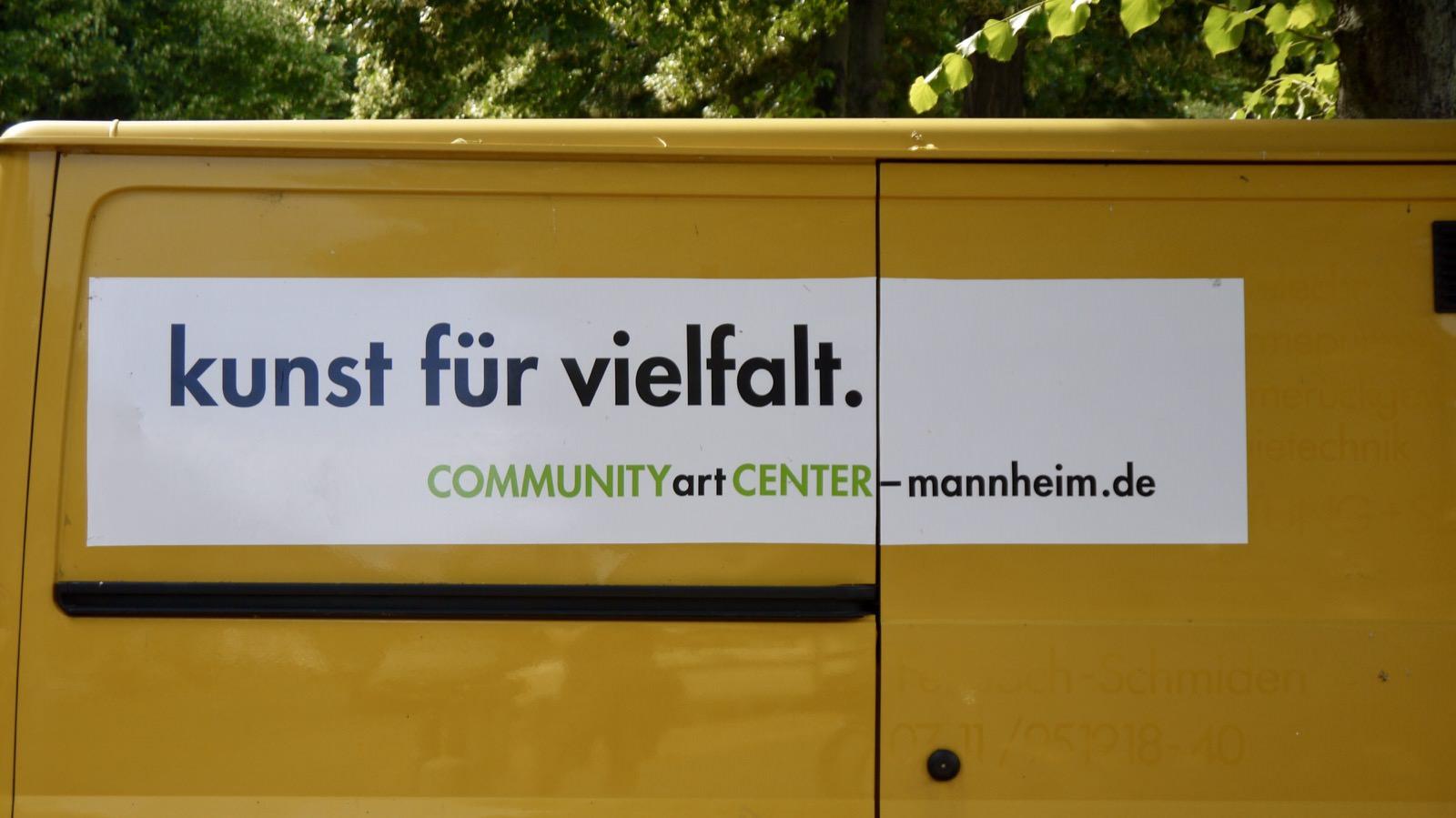 Symbolbild Community Art Center | Foto: M. Schülke