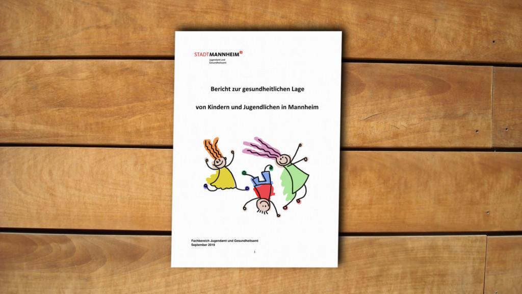 In diesem Jahr hat das Gesundheitsamt der Stadt erstmals einen Kinder- und Jugendgesundheitsbericht für Mannheim vorgelegt | Bildmontage: Neckarstadtblog