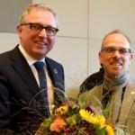 Dirk Grunert ist neuer Bildungsbürgermeister