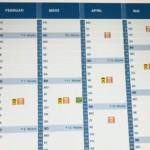 Abfallwirtschaft Mannheim verteilt Abfallkalender für 2020