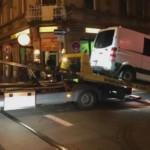 Ordnungsdienst lässt 19 Falschparker in Neckarstadt-West abschleppen