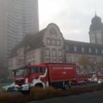 Erneut Brand in Hochhaus am Neckarufer