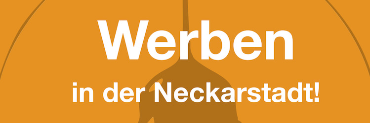werben in der neckarstadt orange - Tempokontrollen 29. April bis 3. Mai 2019