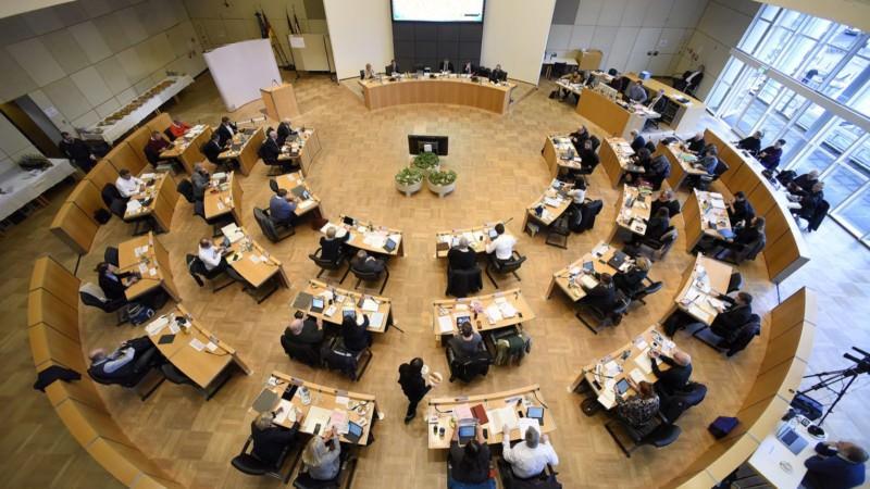 Zwei Tage lang beriet der Gemeinderat über insgesamt 435 Anträge zum Doppelhaushalt 2020/2021 | Foto: Stadt Mannheim / Thomas Tröster