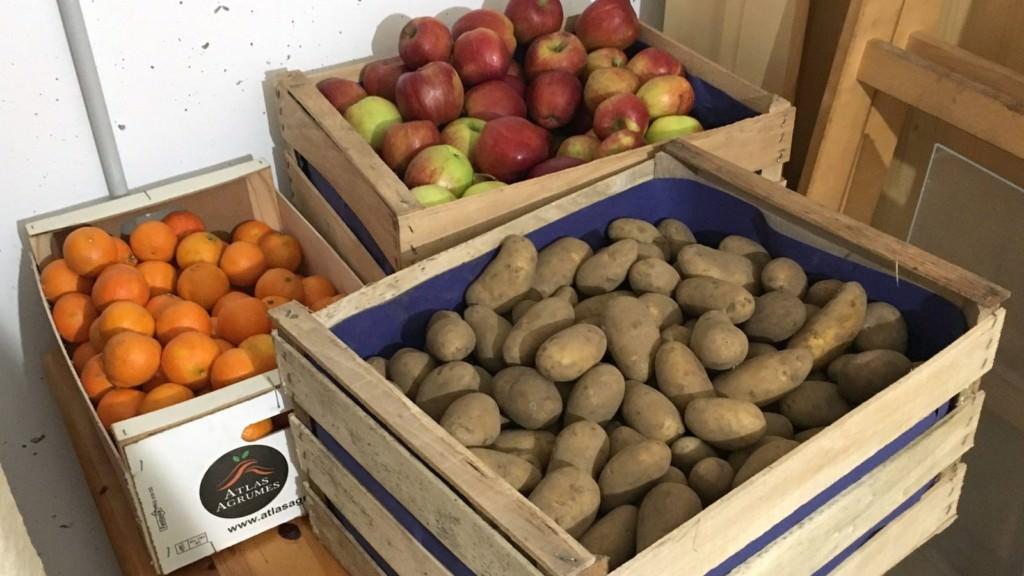 Mehrere Hundert Euro für Obst und Gemüse (Symbolbild)   Foto: privat