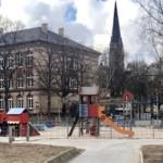 Kinderbeteiligung zum Spielplatz am Neumarkt