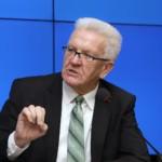 SWR: Kretschmann droht mit Ausgangssperre