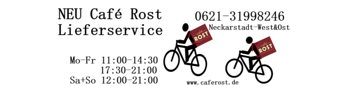 Café Rost Lieferservice 0621-31998246