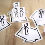 Zwei Wochen Vorsprung: Das Leben in häuslicher Isolation