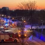 Feuer bei Kleintierzuchtverein gerät außer Kontrolle