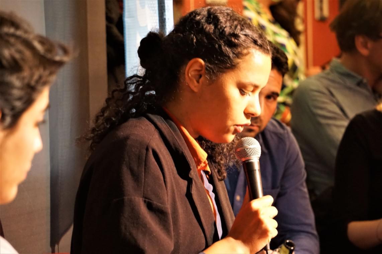 Alice Hasters' Buch richtet sich in erster Linie an Weiße, gibt Schwarzen Menschen aber ein klar verständliche Stimme | Foto: Christian Ratz