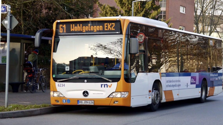 Ein Bus der RNV (Symbolbild) | Foto: M. Schülke