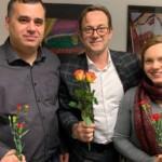 SPD Neckarstadt-West bestätigt Vorstand Thomas Meier einstimmig