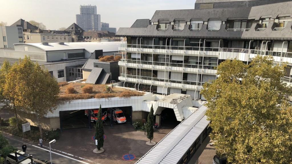 Universitätsklinikum Mannheim | Foto: M. Schülke