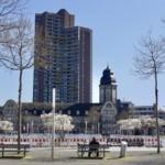 Stadt untersagt Aufenthalt auf dem Alten Messplatz