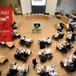 Abgespeckter Gemeinderat tagt vor Ort – erstmals mit Video-Livestream