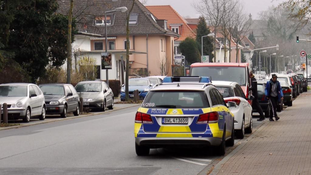 Polizei in der Carl-Benz-Straße (Symbolbild) | Foto: M. Schülke