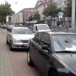 Höhere Bußgelder für Falschparker auf Geh- und Radwegen