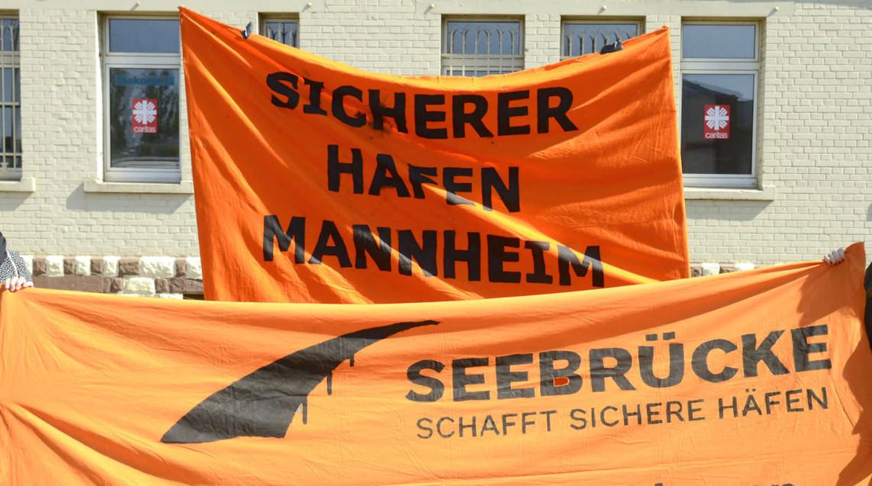 """Sicherer Hafen Mannheim"" | Foto: Helmut Roos (helmut-roos@web.de)"
