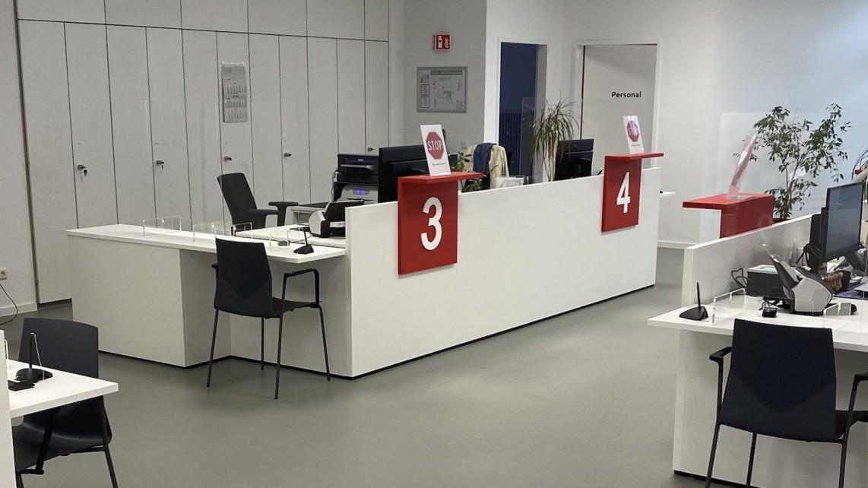 In der Mittelstraße ist der neue Bürgerservice zentraler und sichtbarer angesiedelt | Foto: Stadt Mannheim