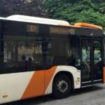 Umleitung der Buslinie 61