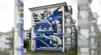 stadt.wand .kunst .zeppelinstrasse 2020 340x188 - Neues Fassadenkunstwerk mit Augmented Reality in der Zeppelinstraße