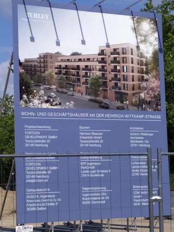 20 Prozent der Wohnungen im geänderten Bebauungsplan sollen zu 7,50 Euro kalt vermietet werden | Foto: KHP