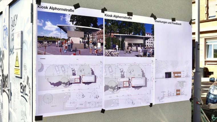 So soll der neue Kiosk aussehen. Außengastronomie ist Programm – die Anwohner*innen können sich freuen | Foto: M. Schülke