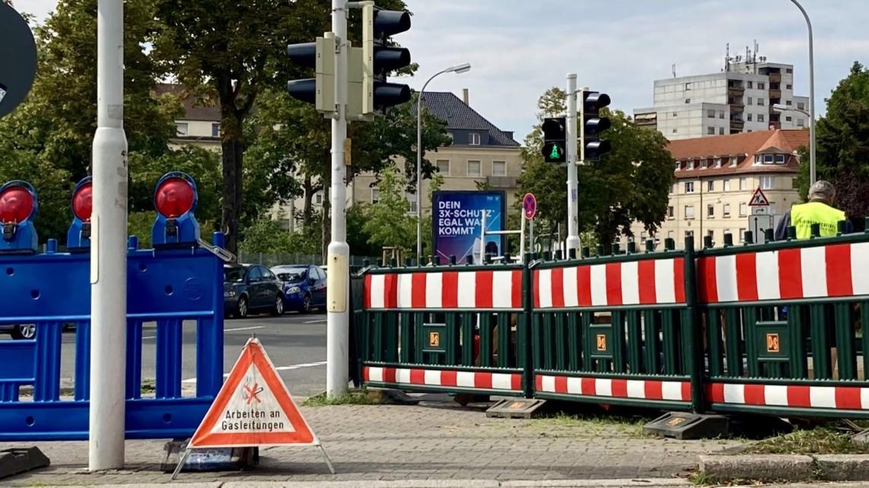 Die Gasleitungen entlang der Röntgen-, Käfertaler, Bibiena- sowie Friedrich-Ebert-Straße müssen dringend erneuert werden | Foto: M. Schülke