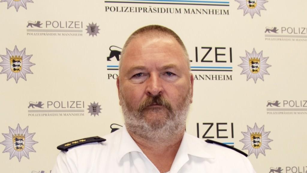 Polizeidirektor Michael Müller leitet seit dem 1. August 2020 das Revier Mannheim-Neckarstadt | Foto: PPMA