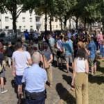 Bürgerbeteiligung bei Kiosk nicht eingeplant
