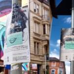 Ausstellung und interaktive Schnitzeljagd durch die Neckarstadt-West