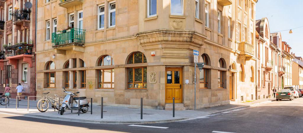 Die Beratungsstelle Amalie in der Neckarstadt-West | Foto: Amalie