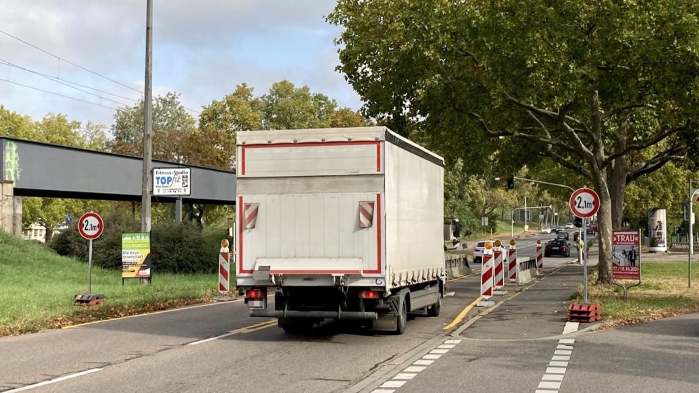 bbc bruecke stahlleitwaende img 3170 1142x643 - Weiter hohe Zahl von Verstößen an derBBC-Brücke