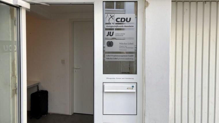 Eine Adresse, viele Untermieter, ein Briefkasten | Foto: M. Schülke