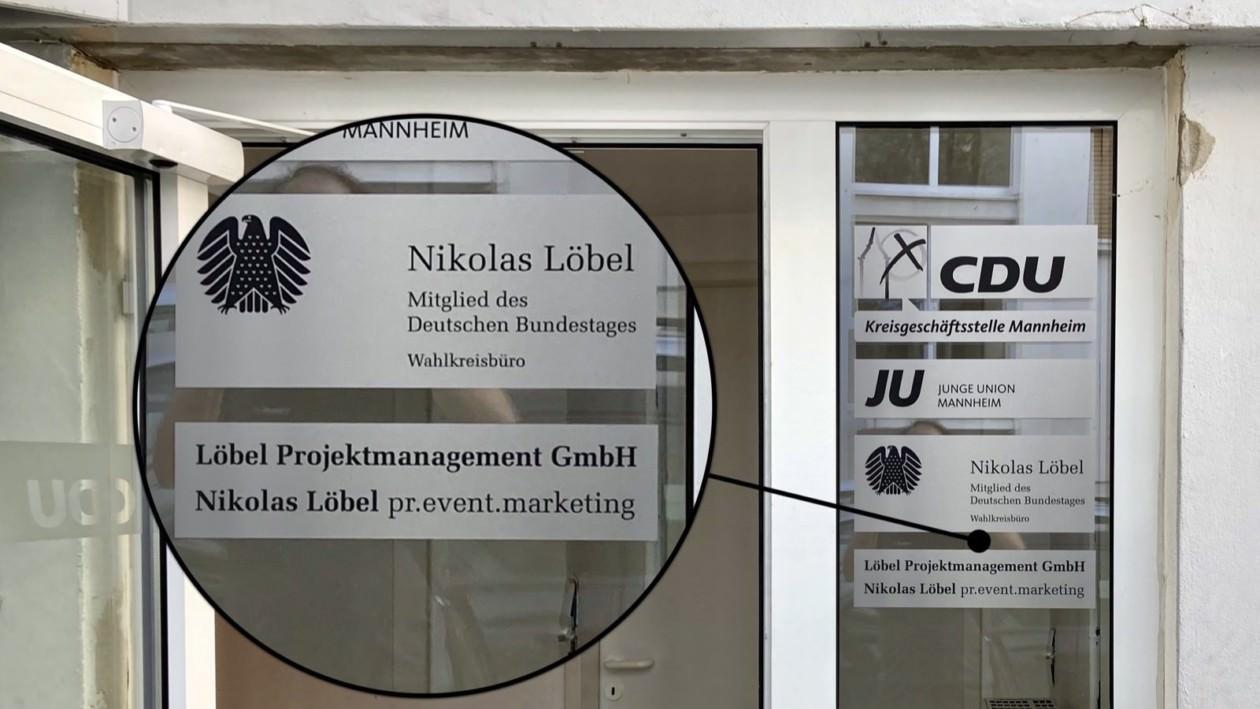 Zwei Firmen Löbels teilen sich die Räumlichkeiten u.a. mit dem Wahlkreisbüro | Foto: M. Schülke