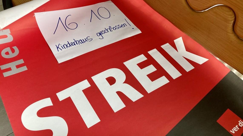 Am 16.10.2020 ruft ver.di zu Streiks auf | Foto: M. Schülke