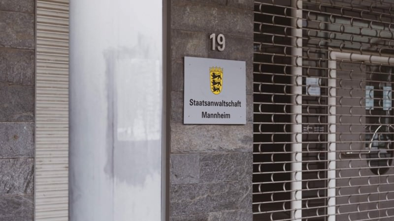 Staatsanwaltschaft Mannheim (Symbolbild) | Foto: Alexander Kästel