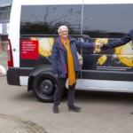 Bus für Jugendliche konnte endlich übergeben werden