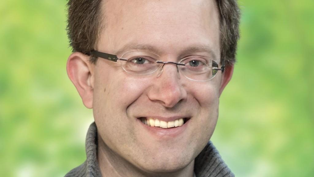 Stadtrat Chris Rihm tritt den Grünen bei | Foto: Rihm
