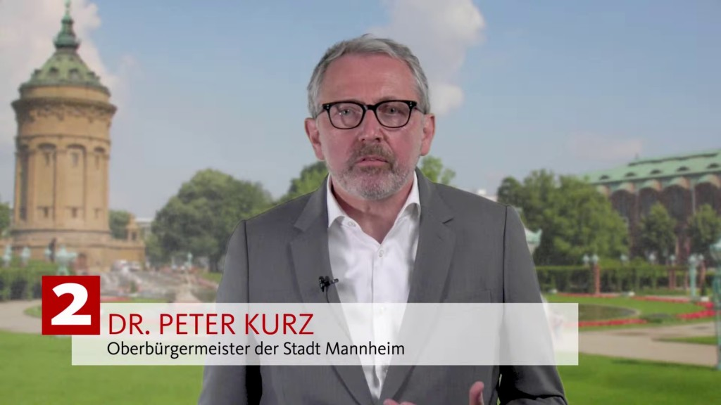 Dr. Peter Kurz | Quelle: YouTube